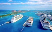 "Nassau Cruise Port Primed for Home Port Service with Crystal Cruises ""Luxury Bahamas Escapes"" Launch"